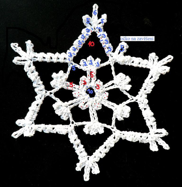 Snowflakes on Pinterest Crochet Snowflakes, Beaded ...